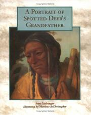 A PORTRAIT OF SPOTTED DEER'S GRANDFATHER by Amy Littlesugar