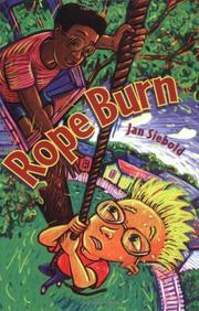 ROPE BURN by Jan Siebold