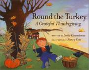 ROUND THE TURKEY by Leslie Kimmelman