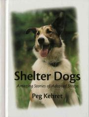 Cover art for SHELTER DOGS
