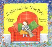 Cover art for SOPHIE AND THE NEW BABY