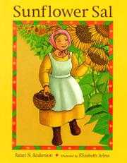 SUNFLOWER SAL by Janet S. Anderson