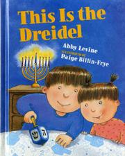 Book Cover for THIS IS THE DREIDEL