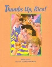 THUMBS UP, RICO! by Maria Testa