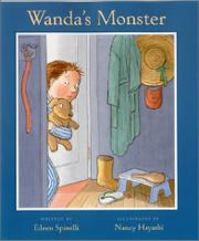 WANDA'S MONSTER by Eileen Spinelli