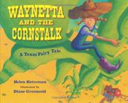 Book Cover for WAYNETTA AND THE CORNSTALK