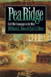 PEA RIDGE by William L. Shea