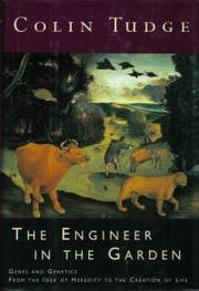 Book Cover for THE ENGINEER IN THE GARDEN
