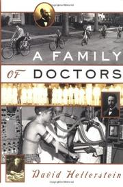Cover art for A FAMILY OF DOCTORS