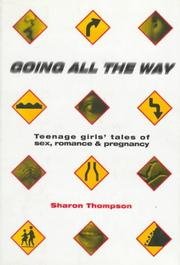 GOING ALL THE WAY by Sharon Thompson