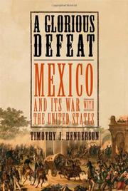 A GLORIOUS DEFEAT by Timothy J. Henderson