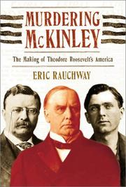 Cover art for MURDERING MCKINLEY