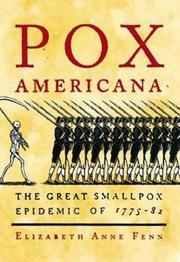 Book Cover for POX AMERICANA