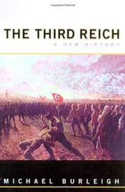 THE THIRD REICH by Michael Burleigh