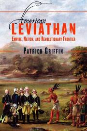 AMERICAN LEVIATHAN by Patrick Griffin