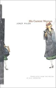 Cover art for HIS CURRENT WOMAN