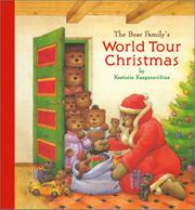 THE BEAR FAMILY'S WORLD TOUR CHRISTMAS by Kestutis Kasparavicius