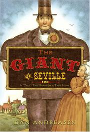 THE GIANT OF SEVILLE by Dan Andreasen