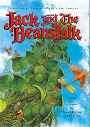 Cover art for JACK AND THE BEANSTALK