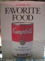 AMERICA'S FAVORITE FOOD by Douglas Collins