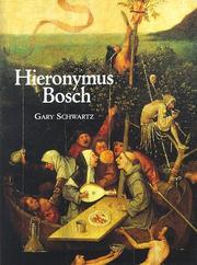 HIERONYMUS BOSCH by Gary Schwartz