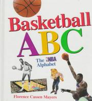 BASKETBALL ABC by Florence Cassen Mayers