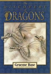 Cover art for THE DISCOVERY OF DRAGONS