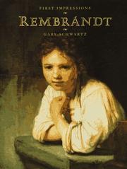 REMBRANDT by Gary Schwartz