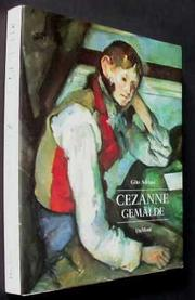 CÉZANNE PAINTINGS by Gîtz Adriani