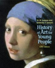 HISTORY OF ART FOR YOUNG PEOPLE by H.W. Janson