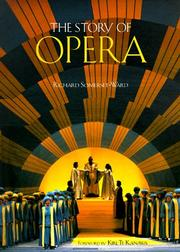 Book Cover for THE STORY OF OPERA