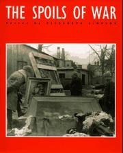 THE SPOILS OF WAR by Elizabeth Simpson
