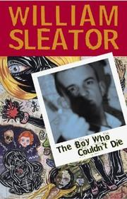 Cover art for THE BOY WHO COULDN'T DIE