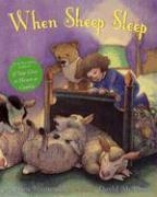 WHEN SHEEP SLEEP by Laura Numeroff