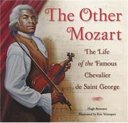 Cover art for THE OTHER MOZART