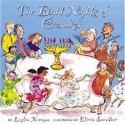 Book Cover for THE EIGHT NIGHTS OF CHANUKAH