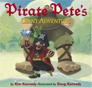 Book Cover for PIRATE PETE'S GIANT ADVENTURE