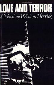 LOVE AND TERROR by William Herrick