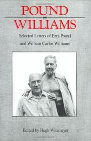 POUND/WILLIAMS by Ezra Pound