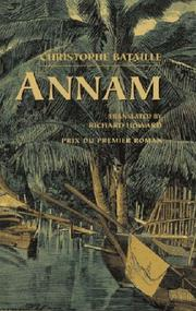 Cover art for ANNAM