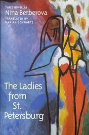 THE LADIES FROM ST. PETERSBURG by Nina Berberova
