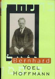BERNHARD by Yoel Hoffmann