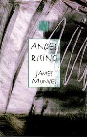 ANDES RISING by James Munves
