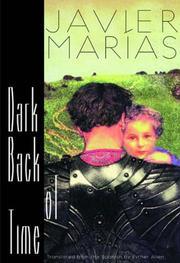 Cover art for DARK BACK OF TIME