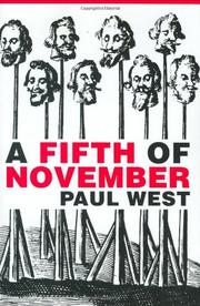 Cover art for A FIFTH OF NOVEMBER