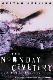 THE NOONDAY CEMETERY by Gustaw Herling