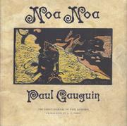 NOA NOA by Paul Gauguin