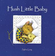 Cover art for HUSH LITTLE BABY
