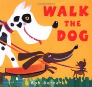 WALK THE DOG by Bob Barner