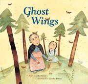GHOST WINGS by Barbara M. Joosse